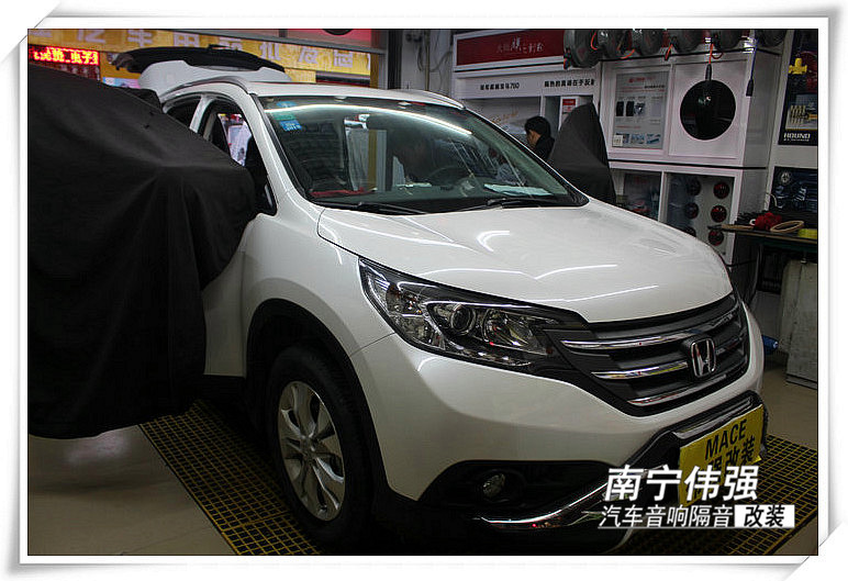 追求最强音质,南宁汽车音响改装很时尚!